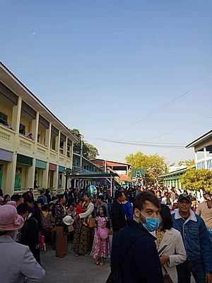 6. Szymon School Festival in Mandalay 300