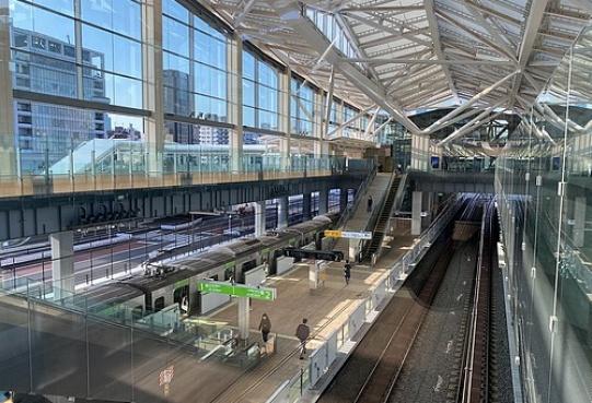 Takanawa Gateway – nowa stacja na linii Yamanote w Tokio