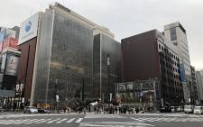 """""""Ginza Sony Park"""" – pierwsza faza projektu """"Sony Building"""""""