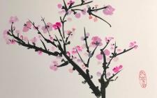 Pora kwitnących śliw